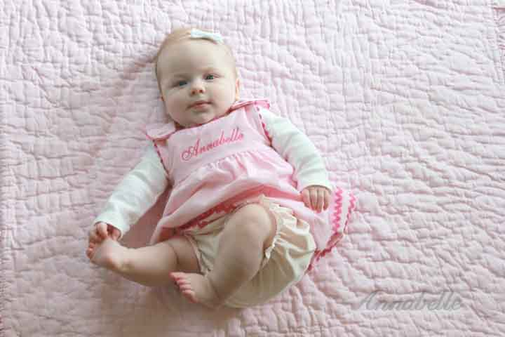 Your Cutiepie Is Likely To Use Her Hands And Feet While Playing