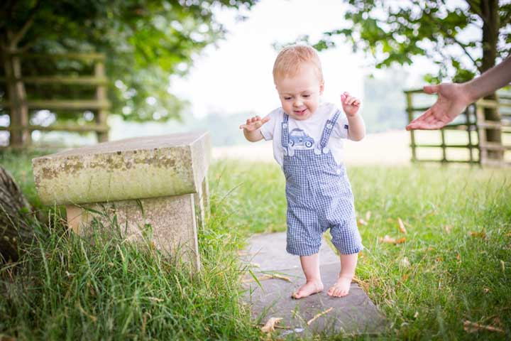 Your Kid Has Started Walking Independently