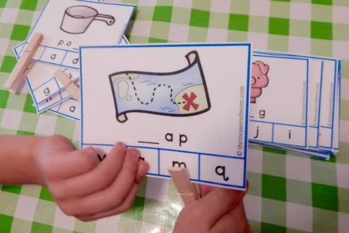 Your Kid Is Ready To Find The Missing Letter In The Words Given
