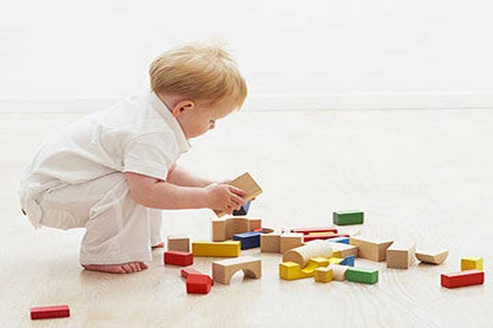 Your Little One Is Now Able To Bend, Pick Objects And Retrive To A Standing Position