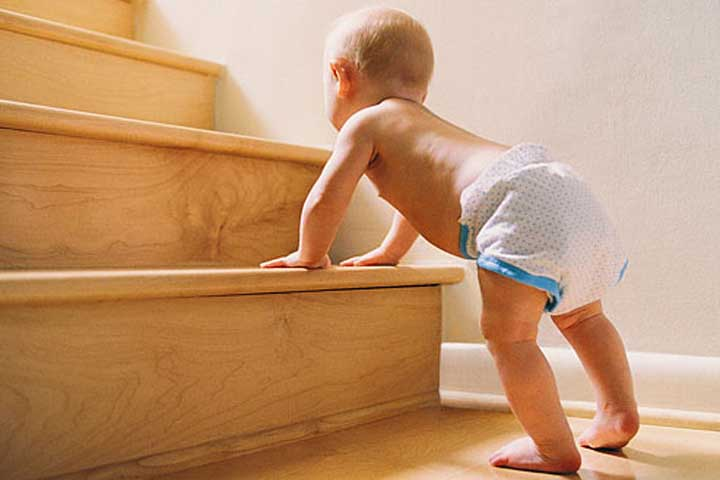 Your Little One Is Now Able To Stand Up On His Own