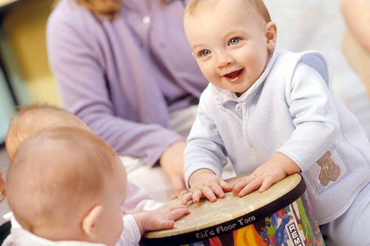 Your Little One Now Responds More Efficiently To Songs