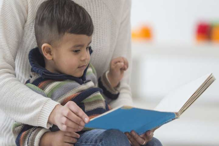 Your Little One Will Keenly Listen To Your Short Stories