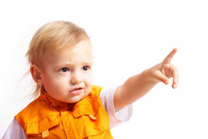 Your Little One Will Now Try & Communicate Using Hand Gestures & Speech