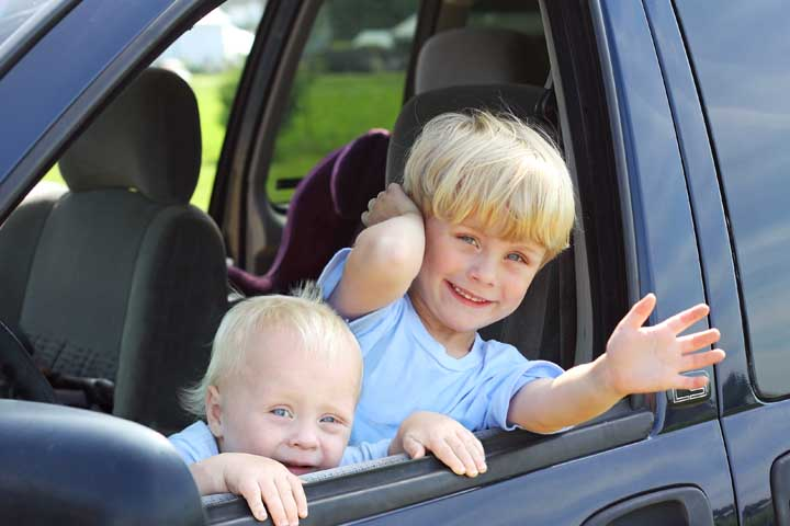 Your Munchkin Will Now Be Relatively Calmer During Car Rides