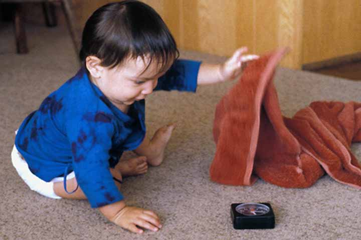 Your Toddler Is Now Able To Find Hidden Objects In Far Places