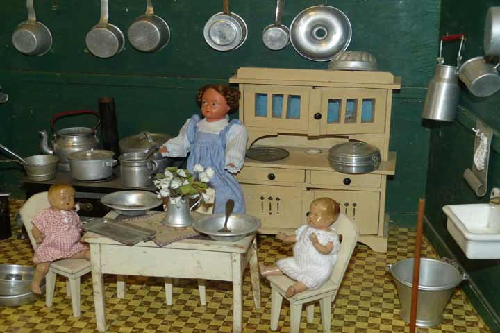 Your Child Will Indulge In Solitary Play