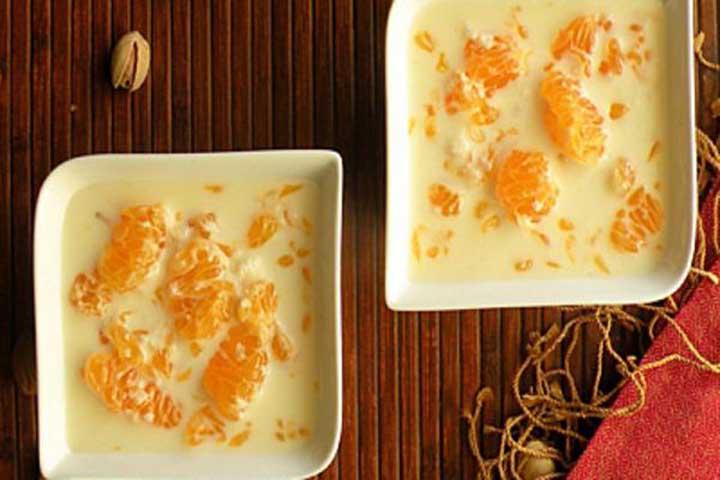 Yummilicious Orange Kheer
