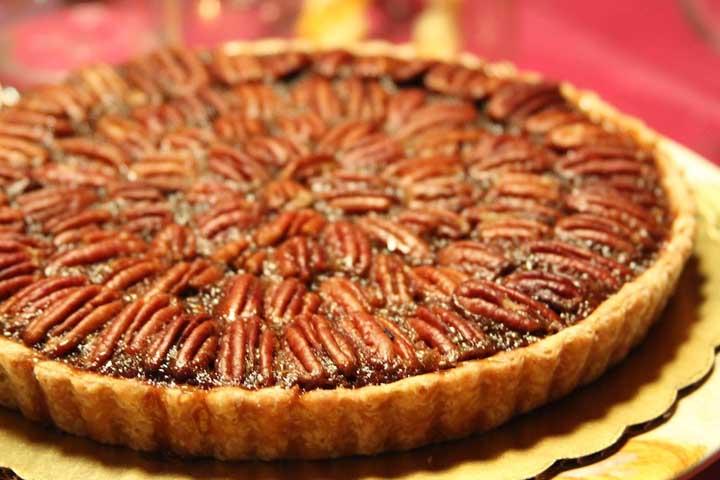 Yummilicious Pecan Pie For Your Kiddo!