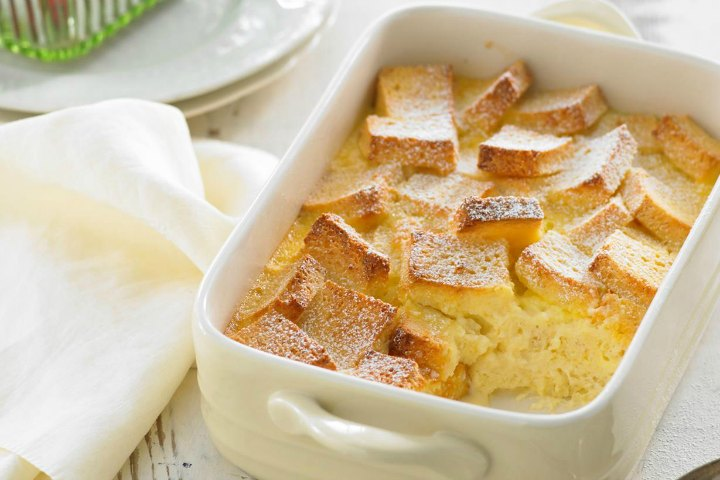 Yummy Bread And Butter Pudding