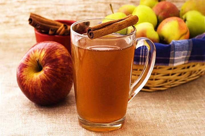Zesty Apple Cider