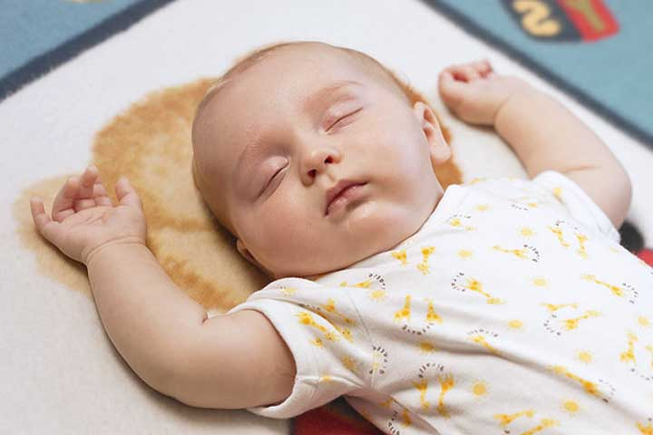 Baby is Likely to be Unsettled in Sleep- What Could Be The Reason?