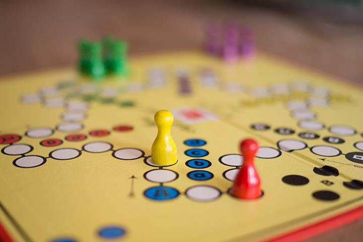 Your Kiddo Will Now Participate In Simple Group Or Board Games