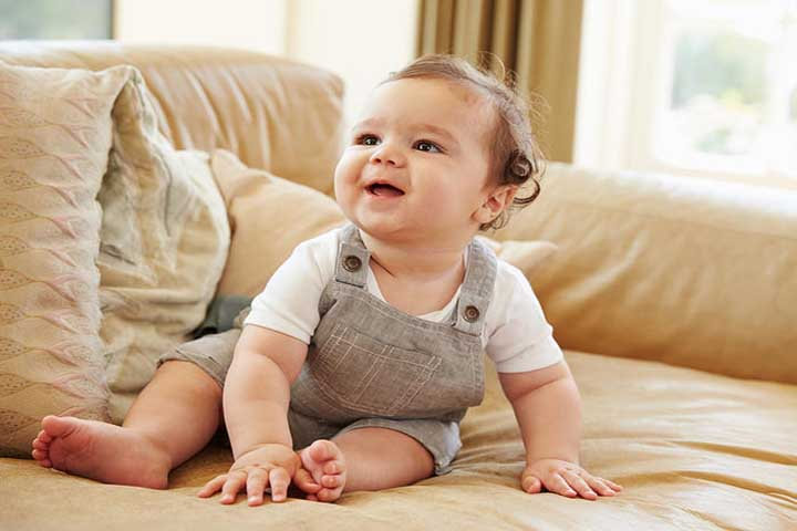 Radical Physical Changes Are Happening To Your Baby Now