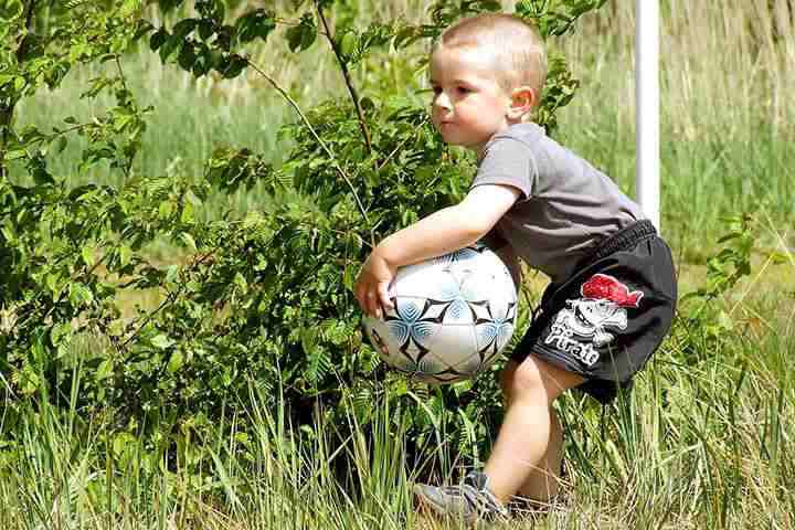 Your Kiddo Can Now Throw A Ball Accurately