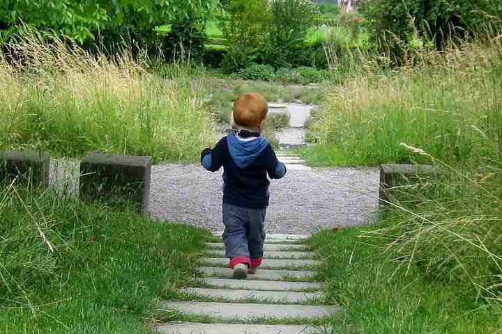 Your Child Can Now Walk Backward With Ease