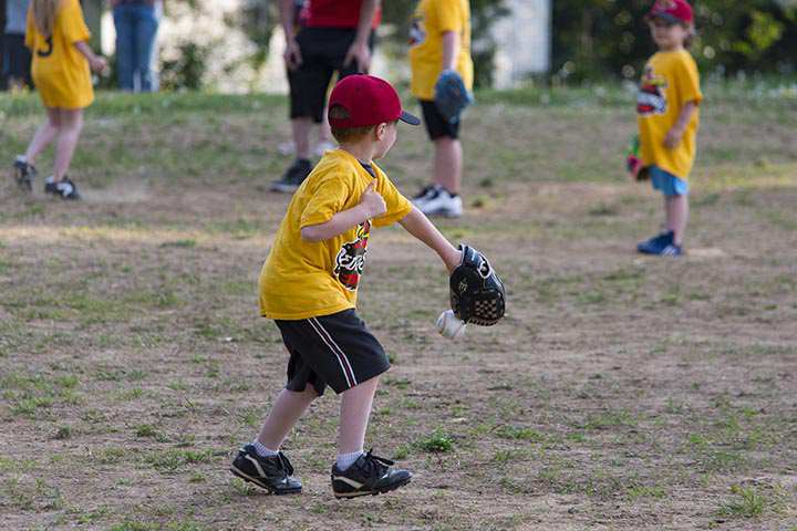 Your Kiddo's Likely To Become Better At Sports