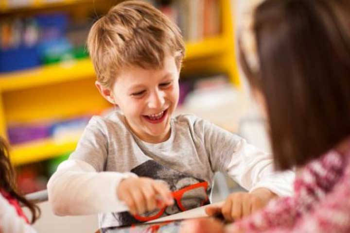 Your Child's Cognitive and Analytic Skills Are Buzzing Now