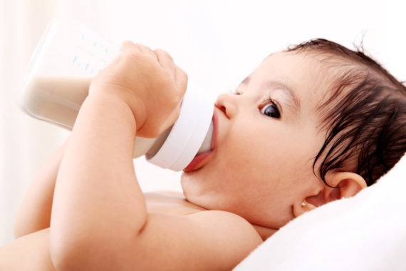 When Can I Give Cow's Milk to My Baby?