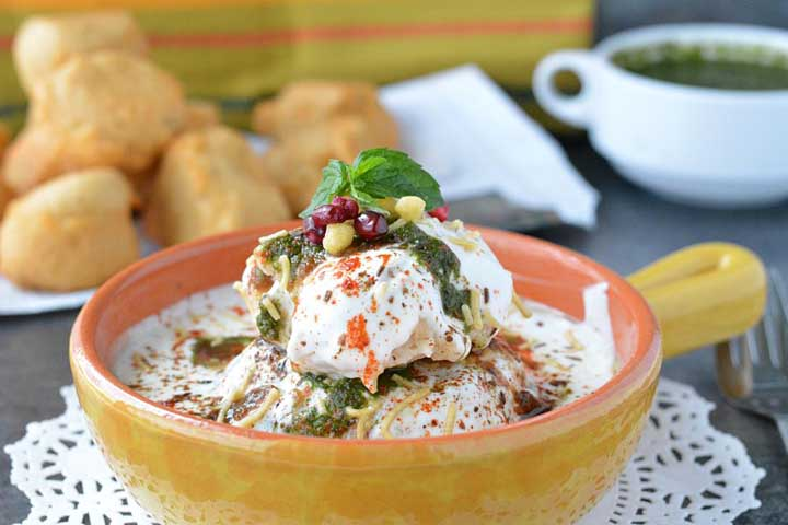 Yummy Dahi Vada Or Bhalla