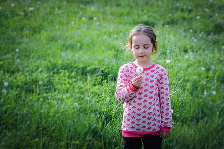 Your Child Now Displays Greater Awareness Of The Surroundings Outside Home