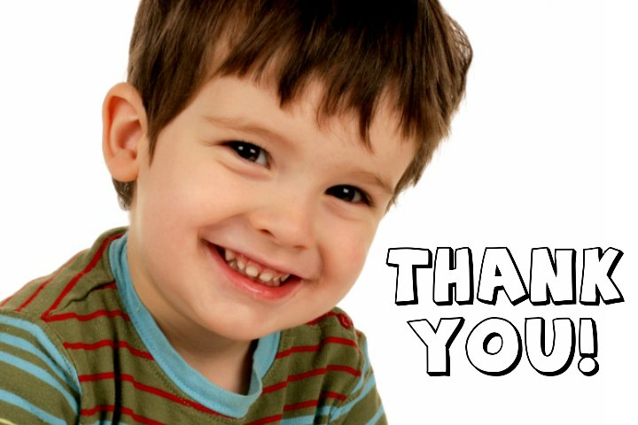 How To Inculcate The Feeling Of Gratitude In Your Child