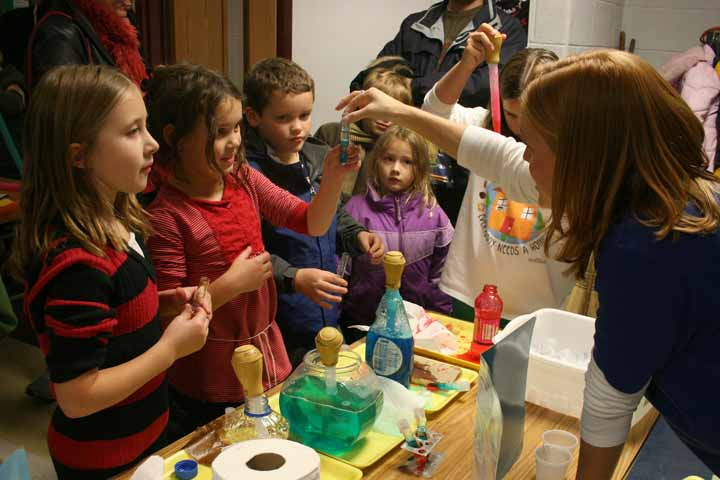 Your Child Is Likely To Do Simple Science Experiments