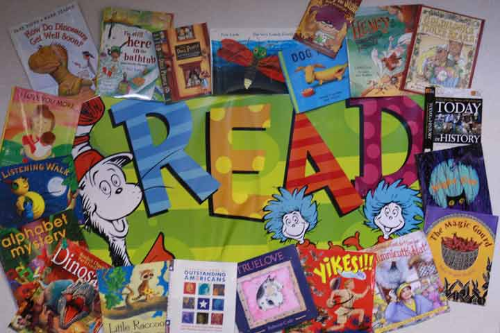 Your Child Will Now Be Interested To Read Different Reading Materials Like Comics, Books, Newspapers
