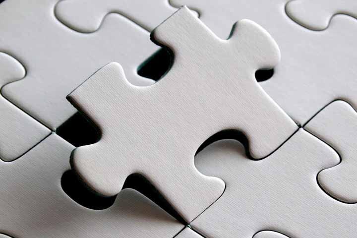 Your Cutiepie's Now Able To Solve A 3-5 Piece Puzzle