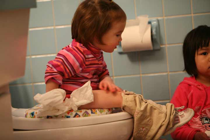 Your Baby Is Likely To Master Potty Training