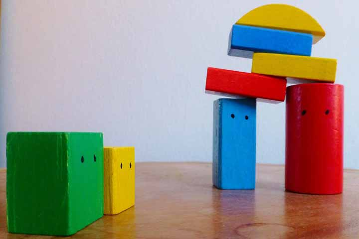 Your Toddler Now Can Associate Shapes With A Person Or An Object