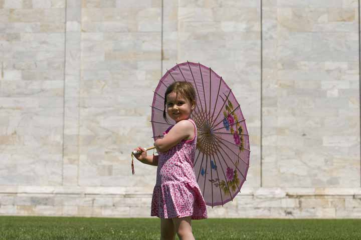 Your Little One Is Likely To Become More Imaginative In Her Make Believe Play