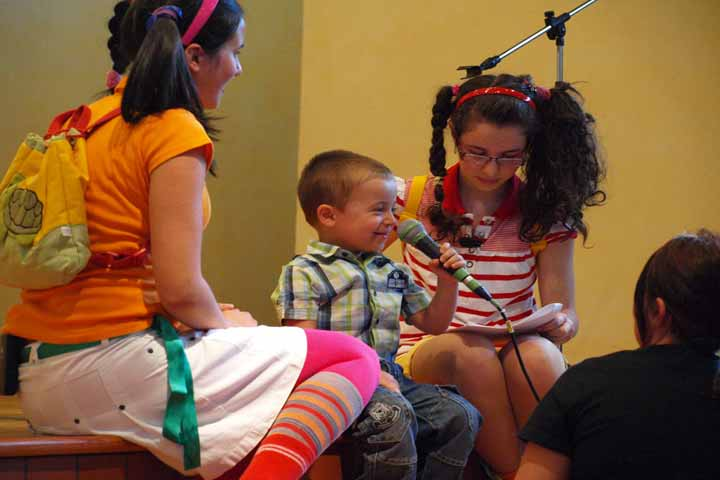 Your Child Is Likely To Recite Her Favorite Poem/Song From Her Memory