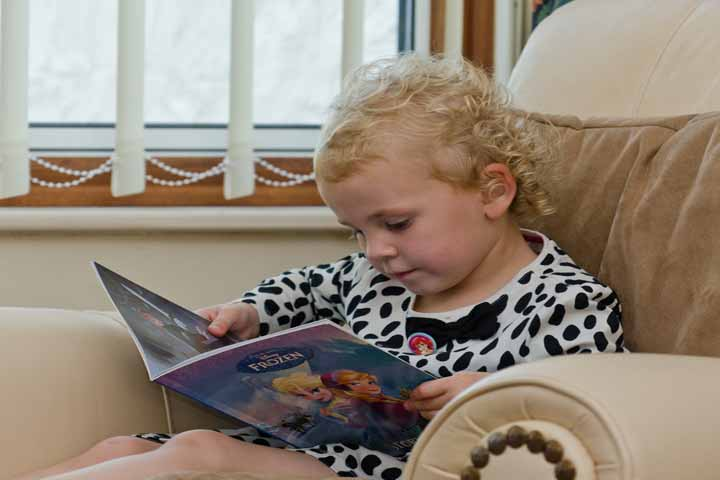 Your Child Is Now Able To Read Short Stories Independently