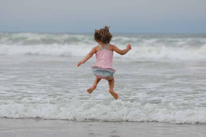 Your Baby Is Able To Jump Forward A Short Distance Without Falling