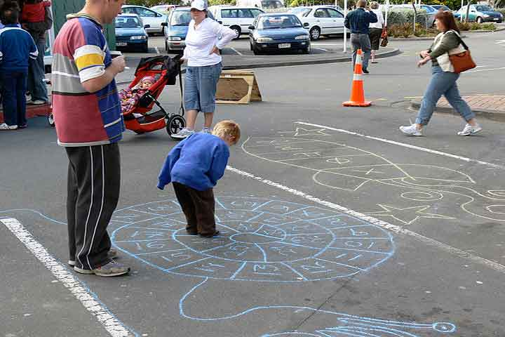 Your Child Is Likely To Recognise & Draw A Few Geometrical Shapes