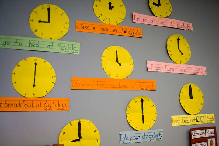 Your Child Now Understands The Concept Of Time & Uses Words Like 'before', 'after', To Describe Events