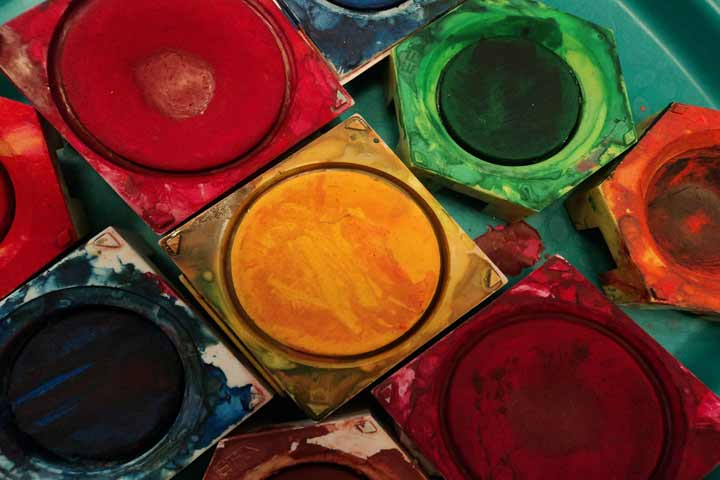 Your Little One's Likely To Come Up With Many Ways To Use Different Art Materials