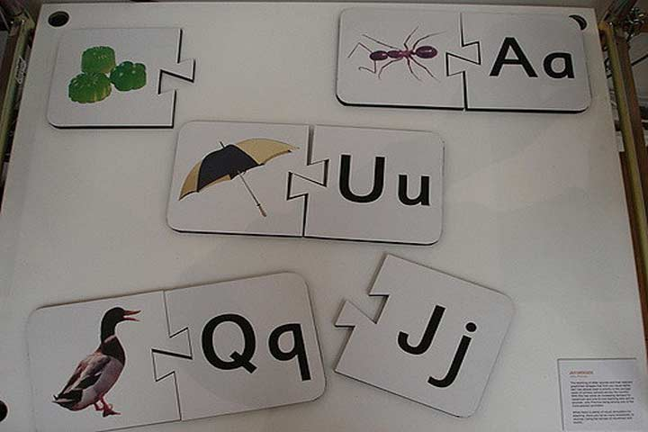 Your Child Now Has Begun To Make Letter & Sound Matches