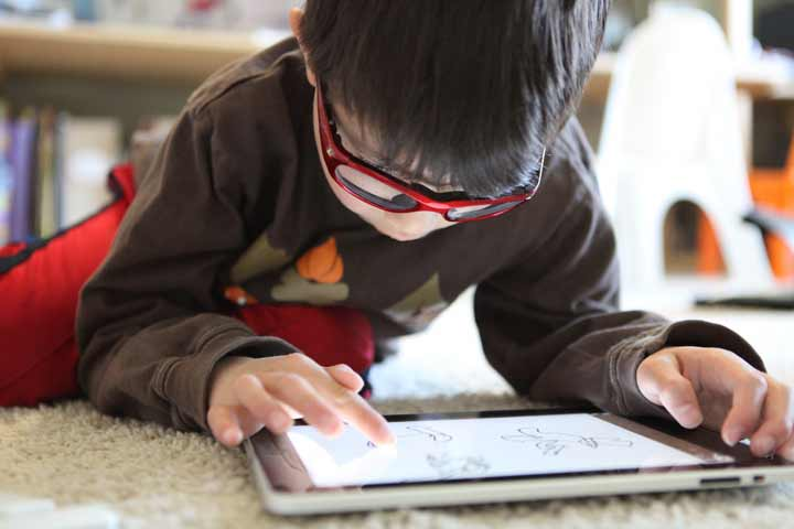 Your Kiddo Can Now Use A Laptop/Tablet To Watch Video & Do Simple Navigation Online