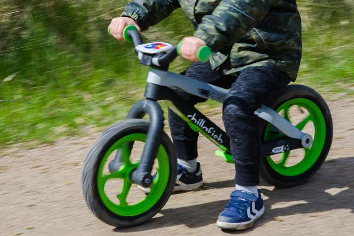 Your Kiddo Can Now Ride A Bicycle Comfortably