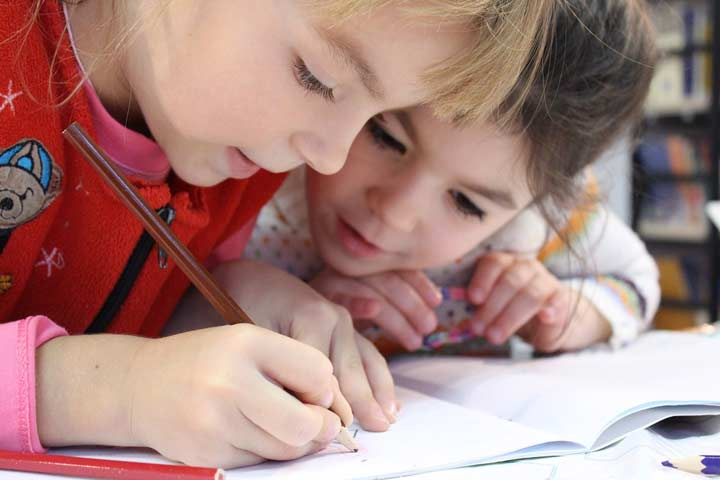 Your Child Will Be Able To Write Faster With A Pencil