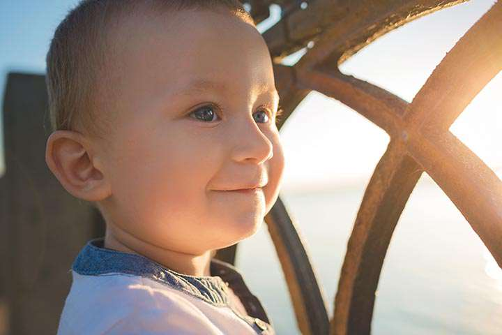 Your Toddler Is Likely To Show His Personality Traits
