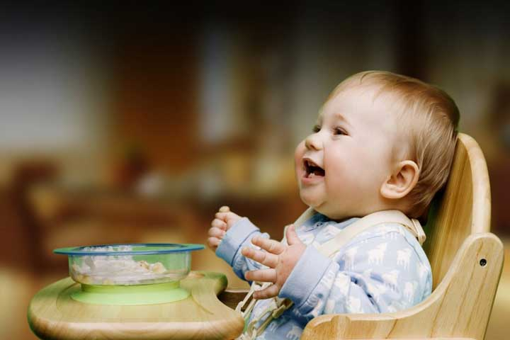 Your Child Can Identify Signs Of Mealtime Through Sounds