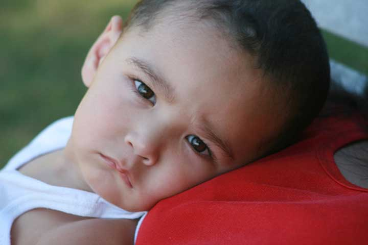 Your Baby Will Miss You The Minute You Are Out Of Sight