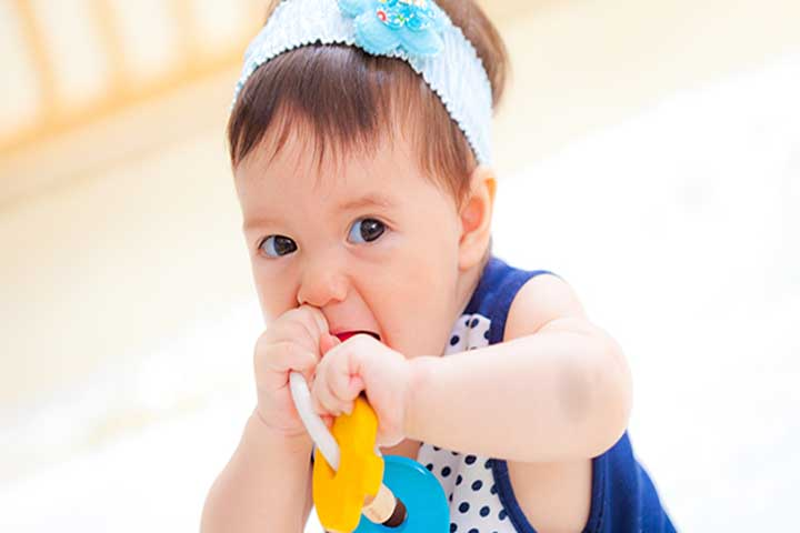 Your Baby Now Spots Even the Tiniest Objects- But What's the Downside?