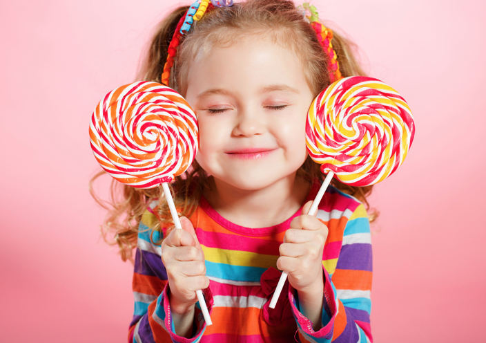 9 Ways to Pamper Your Child the Right Way