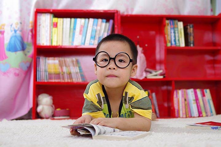 Your Child Will Now Begin To Read Chapter Books & Identify Plots, Characters