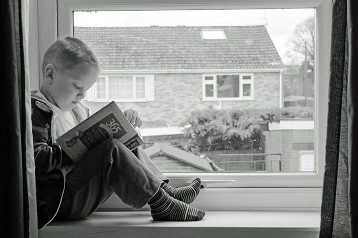 Your Child Is Aware Of The Reading Pattern