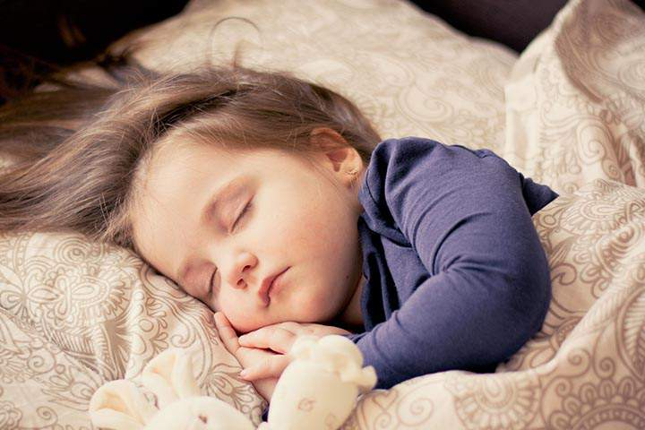 Your Child Will Now Sleep For About 10 Hours Everyday